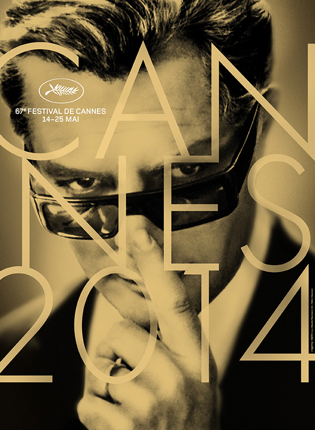 2014 Cannes Film Festival Official Poster